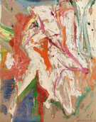 Willem De Kooning : Woman in a Landscape 1967 : $279
