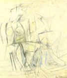 Willem De Kooning : Two Woman 1947 : $275