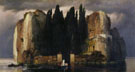 Arnold Bocklin : The Island of the Dead 1886 : $279