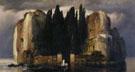 Arnold Bocklin : The Island of the Dead 1886 : $279