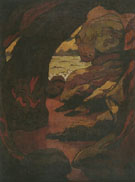 Georges Lacombe : The Grotto at Camaret c1893 : $275