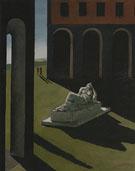 Giorgio Chirico : Melancholy 1912 : $279