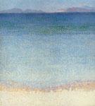 Henri Edmond Cross : The Golden Isles c1891 : $279