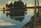 Vaino Blomstedt : Sunset 1898 : $279