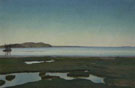 Laurit Andersen Ring : Summers Day Roskilde Fjord 1900 : $275