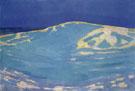 Piet Mondrian : Dunes near Domburg c1910 : $275