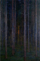 Prince Eugen : The Forest 1892 : $275