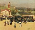 Sir John Lavery : The Blue Hungarians : $275