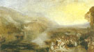 Joseph Mallord William Turner : The Opening of the Wallhalla 1842 : $279