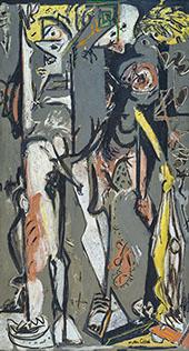 Jackson Pollock : Two 1956 : $284
